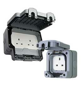 Weather Proof Sockets