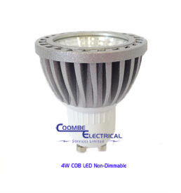 4W COB LED Non dimmable lamp