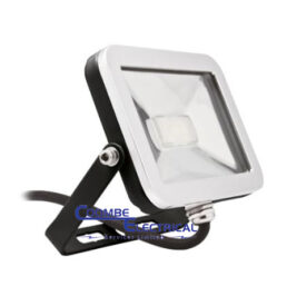 iSpot LED Floodlights black
