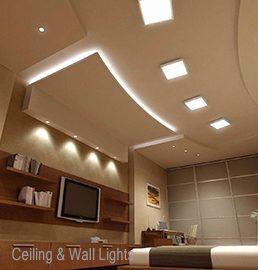 Ceiling & Wall Lighting