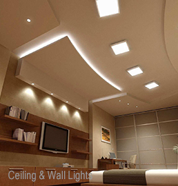 Ceiling & Wall Lighting