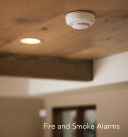 Fire & Smoke Alarms