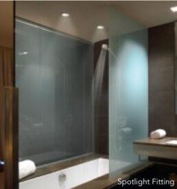 Bathroom Spotlight