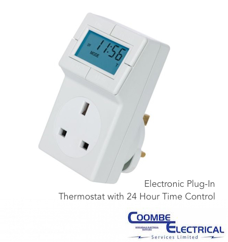 Programmable security light switch coombe electrical electronic plug in thermostat with 24 hour time control aloadofball Gallery