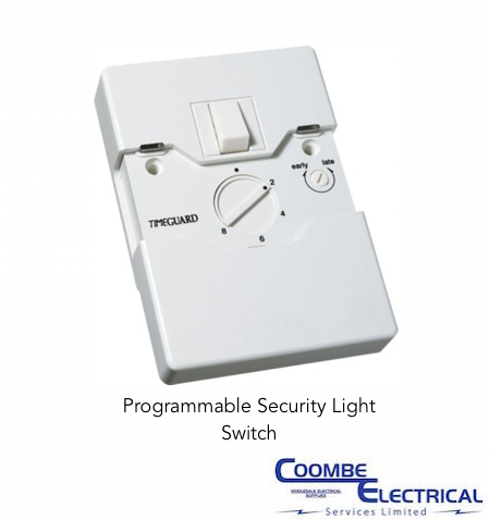 Programmable security light switch coombe electrical programmable security light switch aloadofball Gallery