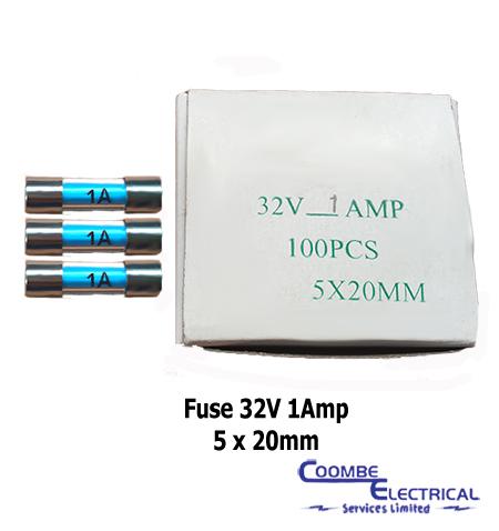Fuse 32V 1 Amp